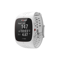 Polar M430 GPS Running watch with wrist-based heart rate, White