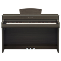 Yamaha CLP-735DW 88 Keys Digital Piano, Dark Walnut