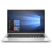 "HP EliteBook 830 G7 Laptop Intel i7 10510U, 8GB RAM, 256GB SSD, Windows 10 Pro, 13.3"" FHD, Silver 177D1EA"