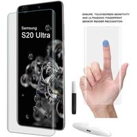 Max & Max SS20UL24 Liquid Tempered Glass for Samsung Galaxy S20 Ultra