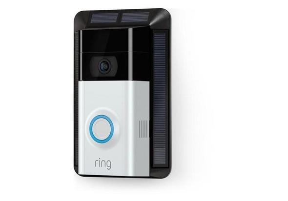 Ring Solar Mount charger 2.0 for Ring Video DoorBell 2