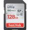 SanDisk 128GB Ultra SDXC UHS-I Memory Card