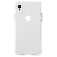 Case Mate Tough Case for iPhone XR, Clear
