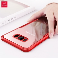 Xundo S10RBC Phone Case for Samsung S10, RED