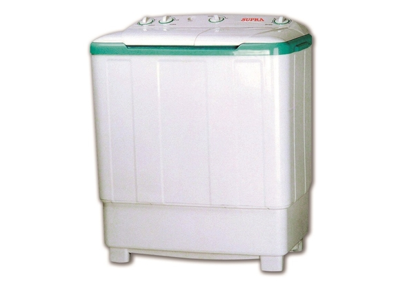 Supra 8.0 Kg Top Loading Washing Machine, Fuzzy logic Control, LED Display, Stainless Cabinet, Child Lock, With Pump