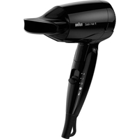 Braun HD130 Satin Hair 1 Dryer 1200 watt, Black