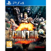 Contra Rogue for PS4