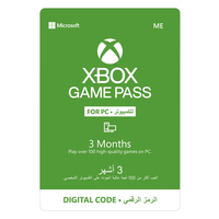 Microsoft Xbox 3m Game Pass for PC ESD MEA
