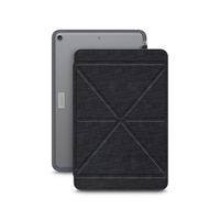 Moshi VersaCover Case with Folding Cover for iPad mini (5th Gen) , Metro Black