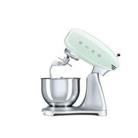 Smeg SMF02PGUK Stand Mixer, Pastel Green