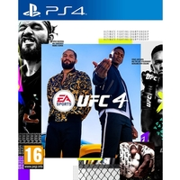 UFC 4 for PS4