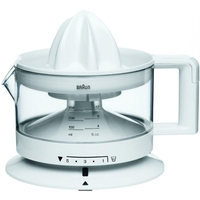 Braun CJ3000 Tribute Collection Citrus Juicer, White