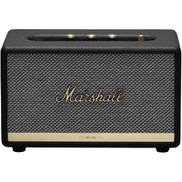 Marshall Audio Acton II Bluetooth Speaker System, Black