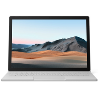 "Microsoft Surface Book 3 SKW-00013, i7-1065, 16GB RAM, 256GB SSD, 4GB GTX-1065 Graphic, 13.5"" Touch Screen, Silver"