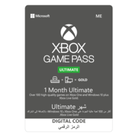 Microsoft Xbox Game Pass Ultimate 1 Month ESD MEA