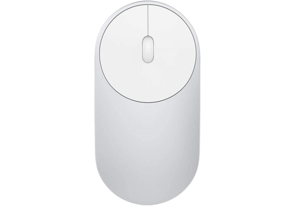 Xiaomi HLK4007GL Mi Portable Mouse, White
