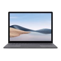"Microsoft Surface Laptop 4, Ryzen 5-4680U, 8GB RAM, 256GB SSD, 13.5"" Pixelsense Laptop, Platinum Fabric Finish"