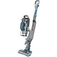 Black & Decker CUA525BH MultiPower Pro 2-in-1 Cordless Vacuum Cleaner, Blue