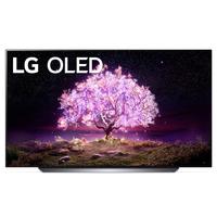 "LG 83"" C1 Series OLED TV, Silver 2021"