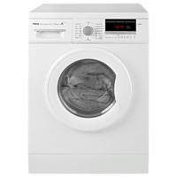 Teka 7 Kg 1000 RPM Washing Machine TK4 1070 White, 16 Programs, Front load, White