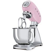 Smeg SMF02PKUK Stand Mixer, Pink