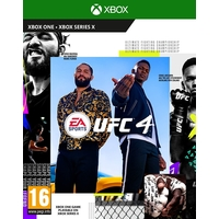 UFC 4 for Xbox One