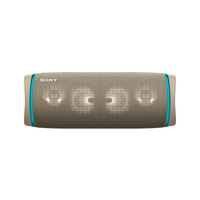 Sony SRS-XB43 Portable Bluetooth Speaker,  Taupe