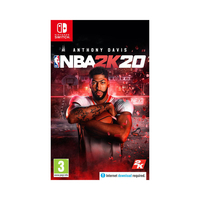 NBA 2K20 Standard Edition for Nintendo Switch