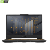 "Asus TUF Gaming F15, Core i7-11800H, 16GB RAM, 1TB SSD, Nvidia GeForce RTX 3050Ti 4GB Graphics, 15.6"" 144Hz Gaming Laptop, Gray"