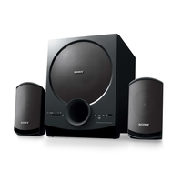 Sony SAD20 2.1ch Home Theatre Satellite Speakers
