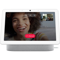 """Nest Hub Max 10"""" Smart Display with Google Assistant - Chalk"""