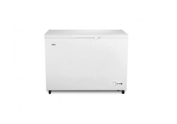 Hisense 400L Chest Freezer with White Finish
