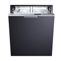 Teka 60 cm Built-in Fully integrated Dishwasher DW8 55 FI, 5 Programs, 12 Place settings