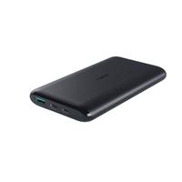 AUKEY -PBXN10-10000C-USB-C Rapid Charge Ultra Slim Power Bank, Black