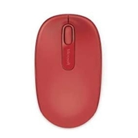 Microsoft U7Z-00039 Plug-and-go Nano Transceiver Wireless Laser and Mobile Mouse, Laser Red