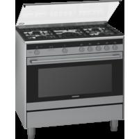 Siemens HQ738357M Combination Cooker, 90 cm