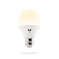 Lifx Mini E27 Wi-Fi Smart LED Light Bulb, White