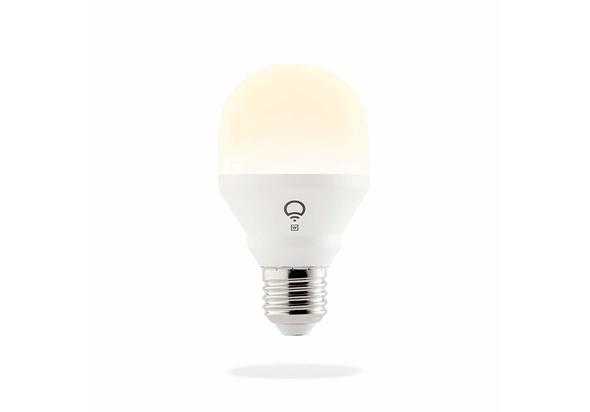 Lifx Mini E27 Wi-Fi Smart LED Light Bulb, White