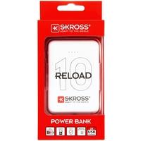 Skross Reload 10 Power Bank, High Capacity 10000 mAH