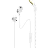 JBL Live 100 In Ear Headphones,  White