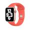 Apple 44mm Pink Citrus Sport Band Regular