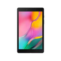 """Samsung Galaxy Tab A 2019 8"""" Wi-Fi Tablet, Silver,  Black"""