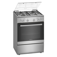 Siemens HG2L10B51M Gas Cooker, 60 cm