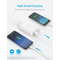 Anker PowerPort I PD with 1 PD and 4 PIQ B2B, Black,  White