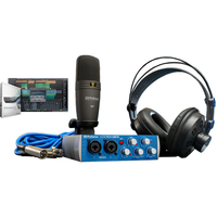 PreSonus AudioBox 96 Studio USB 2.0 Hardware/Software Recording Kit