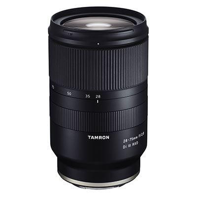 تامرون , Tamron 28-75mm f/2.8 Di III RXD E عدسات لكاميرا سوني