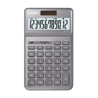 Casio Stylish Calculators JW-200SC-GREY