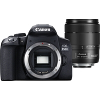 Canon EOS 850D Digital SLR Camera with EFS 18-135mm IS USM Lens