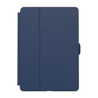 Speck Balance Folio Case for iPad 10.2 (2019),  Coastal Blue/Charcoal Grey
