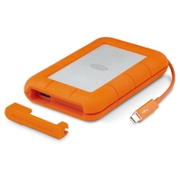 LaCie 1TB Rugged ThunderBolt & USB 3
